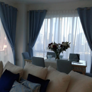 Curtain Installation in Dubai