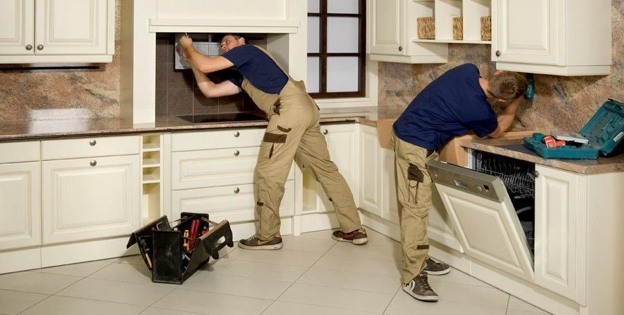 Kitchen Fitting and Repair Services Dubai