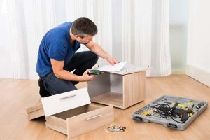 Indoor furniture assembly Dubai