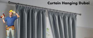 Curtain Hanging Dubai